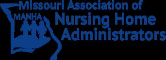 Missouri Association of Nursing Home Administrators Logo