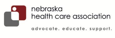 Nebraska Health Care Association Logo